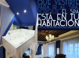 Casona Camino Real De Selores, hotel en Selores
