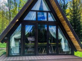 Tuvāk dabai, holiday home in Aglona