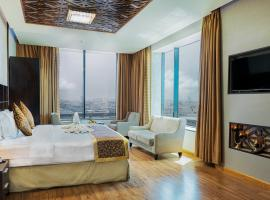 Platinum Seventy, boutique hotel in Jeddah