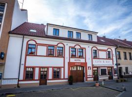 Hotel Volf, hotel in Přeštice