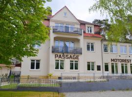 Hotel Passage, hotel v destinaci Staré Splavy