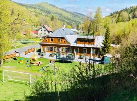 pension U Jiřího, hotel v destinaci Ludvíkov