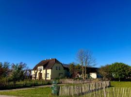 Blick Neukoog, Ferienwohnung in Nordstrand