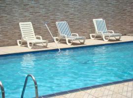 Hotel Anapolis, hotel em Anápolis