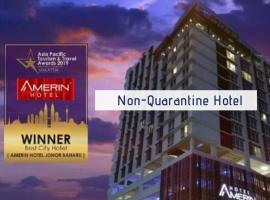 Amerin Hotel Johor Bahru, hotel in Johor Bahru