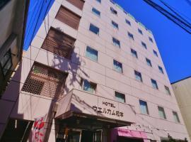 ホテルウェルカム松本、松本市のホテル
