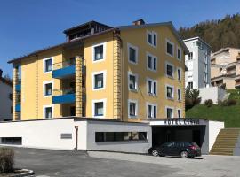 Boutique Hotel Cervus, hotel in St. Moritz