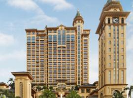 Chateau Star River, hotel near Guangzhou South Train Station, Guangzhou