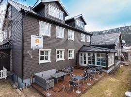 Mo Gjestegård, hotel in Mo i Rana