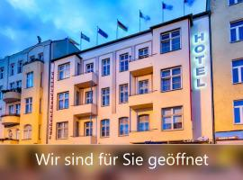 Art Hotel Charlottenburger Hof Berlin, hotel in Berlin