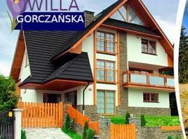 WIILA GORCZAŃSKA, hotel in Nowy Targ