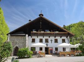 Erentrudisalm, Hotel in der Nähe von: Kapuzinerberg und Kapuzinerkloster, Elsbethen