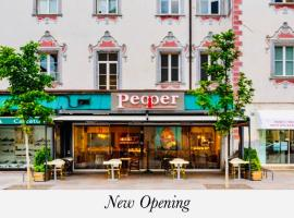 Pepper Lounge & Suite, vacation rental in Bolzano