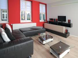 Design-Ferienwohnungen Stadtidyll, apartment in Wernigerode
