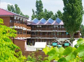 Украина,Коблево»Уютный дворик», отель в Коблеве