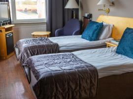 Hotel Terraza, hotel in Ljungby