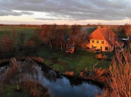 Vakantiehuis De Opkikker, holiday home in Giethoorn