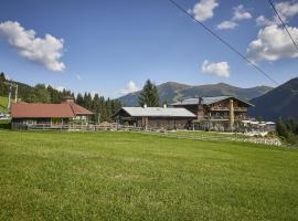 AlpenOase Sonnhof, hotelli Saalbachissa