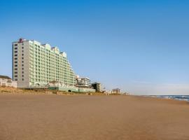 Hilton Suites Ocean City Oceanfront, hotel in Ocean City