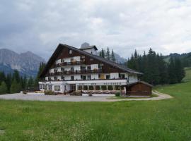 Hotel Planac, hotel a Corvara in Badia