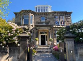 Claremont House, bed & breakfast a Edimburgo