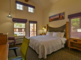 Gonzo Inn unit 213 - Downtown Moab unit Sleeps 2, hotel in Moab