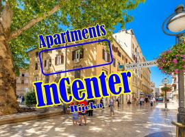 InCenter Apartments Rijeka, apartment in Rijeka