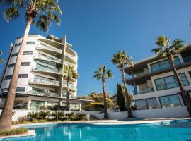 Cavalo Preto, Beach Resort, hotel en Quarteira