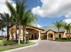 DISNEY - 5 bedroom luxury vacation home - PARADISE PALMS RESORT, villa in Kissimmee