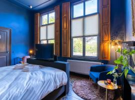 Boutique hotel Lytel Blue, hotel near Railway Station Best, Riethoven