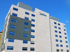 Radisson Hotel Curico, hotel en Curicó