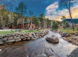 4 Seasons Inn on Fall River, inn in Estes Park