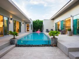 Yipmunta Pool Villa - SHA Plus Certified, hotel in Bang Tao Beach