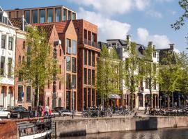 Hotel Miss Blanche, hotel in Groningen