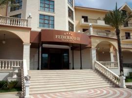 Hotel Federico II, hotel a Enna