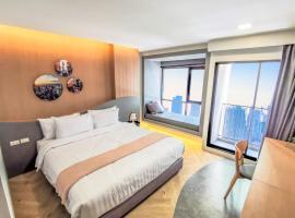 RICO Hotel Ratchadapisek 32, hotel in Bangkok