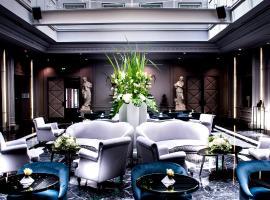 Boscolo Lyon Hotel & Spa, отель в Лионе