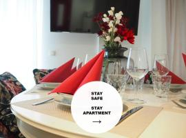 Arthouse Apartment FREE Parking & Self Check-in, hotel in Graz