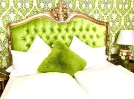 Hotel Villa Rosenhof، فندق في بادينوييلر