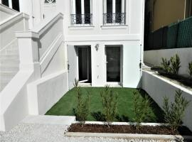 Nice Charmant pied à terre 2.3P, budget hotel in Nice