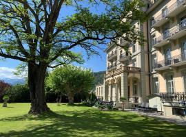Parkhotel du Sauvage, hotel v destinaci Meiringen