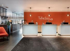 Tulip Inn Düsseldorf Arena - Superior, hotel in Düsseldorf