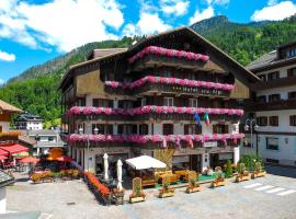 Hotel Alle Alpi, hotel in Alleghe