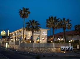 Hotel Bellavista, hotel in Marina di Varcaturo