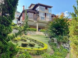 Casa Teresópolis com Clube Completo, spa hotel in Teresópolis