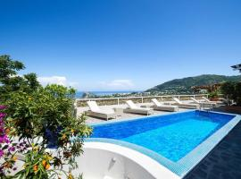 Relais Bijoux Ischia, hotel with pools in Ischia