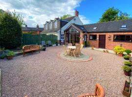 High View Cottage, hotel near Uttoxeter Racecourse, Uttoxeter