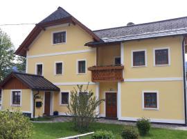 Haus Trausner, hotel in Hallstatt
