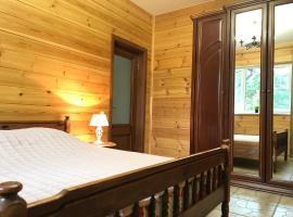 Сосновый домик, отель в Рыбинске