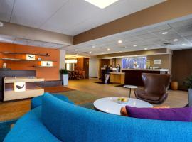 Fairfield Inn & Suites Sandusky, hotel near Kalahari Waterpark, Sandusky